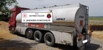 PETROL - Batman'da 400 Bin Lira Değerinde Kaçak Petrol Türevi Ele Geçirildi