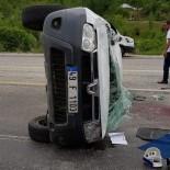 Bingöl'de Trafik Kazası Açıklaması 1 Ölü,3 Yaralı
