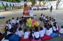 LABORATUVAR - Binlerce Çocuk, Okul Dışarıda Günü İle Sınıflarını Açık Havaya Taşıdı