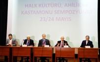 YAŞAR KARADENIZ - Dr. Eriş, 'Bir Yerin İşgali Sadece Asgari Güçle Değil Sosyo-Politik Yolla Da Oluyor'