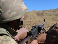 Elazığ'da 2 PKK'lı terörist etkisiz hale getirildi