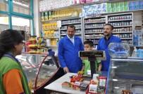 Elazığ'da 'Bakkalımıza Bakakalma'' Projesi