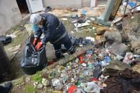 ÇÖP EV - Evden 3 Ton Çöp Çıktı