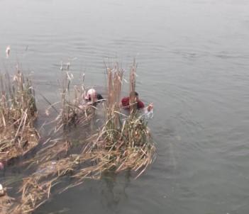 Fırat Nehri'nde ölüm kalım savaşı!