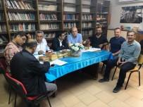 TÜRKÇE ÖĞRETMENI - Gemlik Cezaevi'nde Kitap Okuma Yarışması