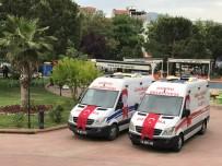 ARAÇ SAYISI - Gürsu Belediyesi 2 Sağlık Aracına Kavuştu