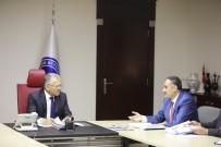 MEMDUH BÜYÜKKıLıÇ - İlçelere Yapılacak Yatırımlar İçin Koordinasyon Toplantıları Devam Ediyor