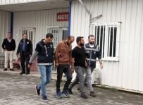 İstanbul'a Uyuşturucu Getiren Alçı Ustaları Tutuklandı