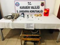 Jandarma'dan Kaçak Kazıcılara Suçüstü
