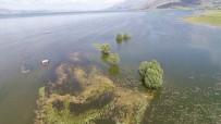 Kar Eridikçe Baraj Doldu, İçme Suyu Kuyuları Su Altında Kaldı