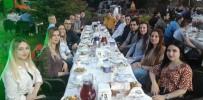 MERINOS - Kardelen Ailesi İftarda Buluştu