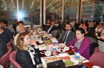 Kars'ta AK Parti'nin İftar Yemeği Yoğun İlgi Gördü