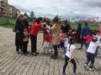 Kars'ta 'Oyun Her Zaman Her Yerde Ve Herkese' Etkinliği