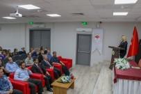 CAMİ İMAMI - Kayseri Orman Bölge Müdürlüğü'nde İslam'da Güzel Ahlak Konferansı