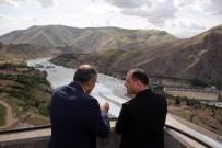 OKTAY KALDıRıM - Keban Barajı, 6 Milyar Kilovat Saat Elektrik Üretiyor