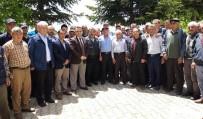 Kızılcık Köyünde Halk Toplantısı