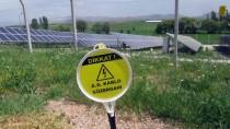Kızılören Belediyesi Güneş Enerjisinden 300 Bin Lira Kar Etti