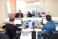Konyaaltı Belediyesi Vezneleri Haftasonu Mesaide