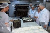 Manisa'da Gıda Üretimi Ve Satış Yerlerine Ramazan Denetimi