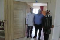 HASTANE - Manyas'ta Palyatif Bakım Ünitesi Hizmete Girdi