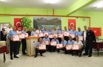 ADALET KOMİSYONU - Meslekte 25 Yılını Tamamlayan Personele Tebrik Belgeleri Verildi