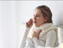 SOĞUK ALGINLIĞI - Mevsim geçişinde bulaşıcı hastalık uyarısı