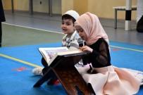 Minik Kur'an Öğrencilerine Mezuniyet Töreni