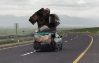 Otomobil değil sanki kamyonet