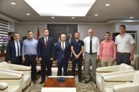 FUTBOL TAKIMI - Salihli Belediyespor'a Yeni Yönetim