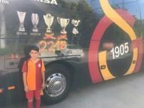 BATıN - Salihlispor'un Oyuncusu Galatasaray Kampında