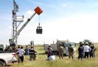 KAÇAK ELEKTRIK - Şanlıurfa'da Havadan Tespit Edilen Kaçak Elektrik Trafoları Toplanıyor