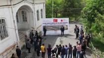 DOĞALGAZ BORU HATTI - Sivas Şehir Ve Sanayi Mektebi Müzesi Projesi'nde İlk Adım Atıldı