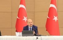 AHMET HAŞIM BALTACı - Süleyman Soylu Arnavutköy'de Muhtarlarla Buluştu
