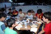 YETİM ÇOCUK - Suriyeli Yetimlere Ve Ailelere İftar