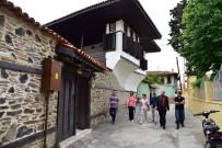 Tarihi Kula Evleri Turizme Kazandırılıyor