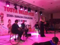 Tosya'da Şehri Ramazan Etkinliklerine Yoğun İlgi
