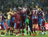 KARADENIZ - Trabzonspor sezonu yenilgisiz kapatmak istiyor