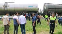 Trenin Çarptığı Kadın Hayatını Kaybetti