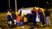 Üniversite Öğrencileri Kiralık Otomobille Kaza Yaptı Açıklaması 1 Ölü, 6 Yaralı
