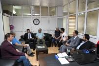 ERGAN DAĞI - Vali Arslantaş'tan Gazeteciler Cemiyetine Ziyaret