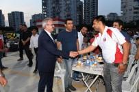 Vali Karaloğlu Antalyaspor Taraftarıyla İftarda Buluştu