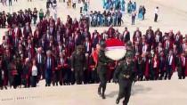 MEHMET AKARCA - Yargıtay Cumhuriyet Başsavcısı Akarca'dan Anıtkabir Ziyareti