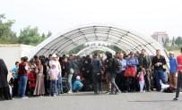 6 Bin 500 Suriyeli Ramazan Bayramı İçin Ülkesine Gitti