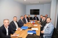 AK PARTI - AK Parti Marmara Bölgesi İl Başkanları Bölge Toplantısı Yapıldı