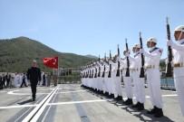 GENELKURMAY BAŞKANI - Akar Ve TSK'nin Komuta Kademesi Denizkurdu Tatbikatında