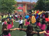 GÖKKUŞAĞI - Anaokulu Öğrencileri Okul Dışarıda Etkinliğinde