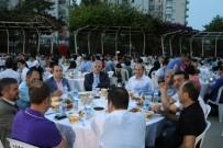 Antalya Adliyesi İftarda Bir Araya Geldi