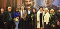 Asimder, Azerbaycan Milletvekili Aliyev'i Ziyaret Etti