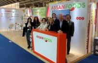 COLORADO - Assan Foods PLMA Fuarı'na Lezzet Kattı
