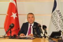 Başkan Böcek Açıklaması '10 Haziran'da Faytona Son'